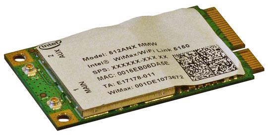 Intel Wimax WiFi Link 5150 Driver