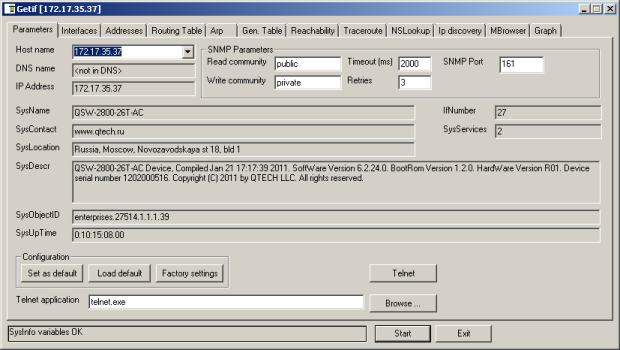 Snmp data logger icleaner pro