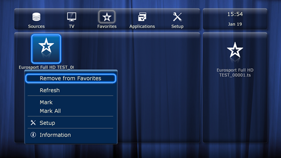 Dune HD TV-301W and Vdali TV